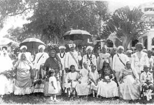 Indiase familie